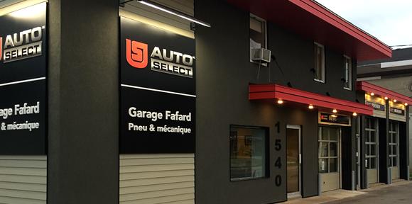 garage fafard lavaltrie auto select m canique et pneus